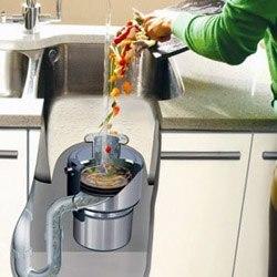 Установка измельчителя пищевых отходов в Славгороде, подключение утилизатор пищевых отходов в г.Славгород