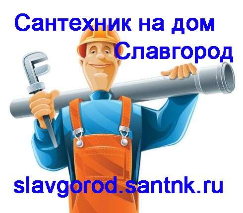 Сантехник в Славгороде